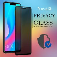 Huawei Nova 3i Privacy Full Screen Temper Glass