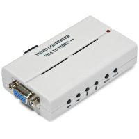 VGA to RCA AV Converter