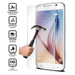 Tempered Glass Screen Protector For Samsung S7