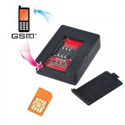 Smallest GSM Surveillance Listening Device With Call Back Feature