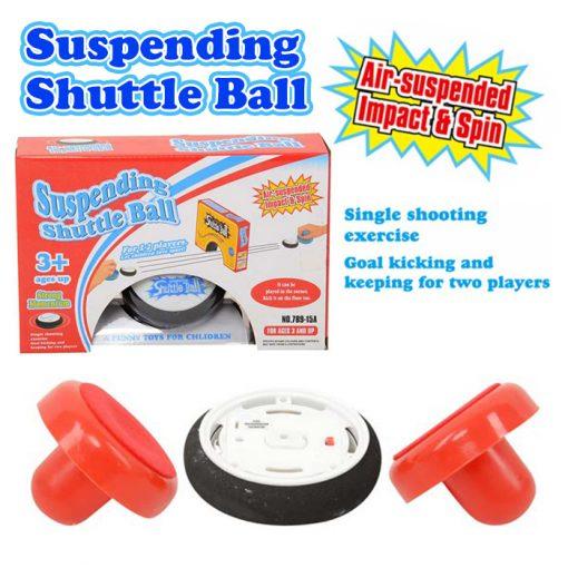Suspending Shuttle Ball