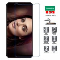 Tempered Glass Screen Protector For Oppo F5 - Clear