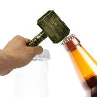Thor Hammer Bottle Opener - Bronze