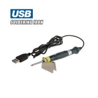 USB Soldering Iron - Green
