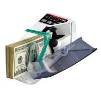 V30 Portable Handy Currency Counter Machine - White