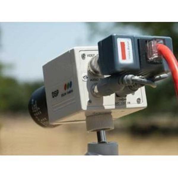 Video Audio Power Balun UTP Network Transceiver