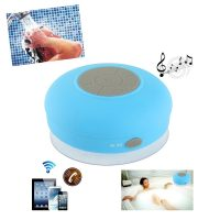 Waterproof Bluetooth Speaker - Blue