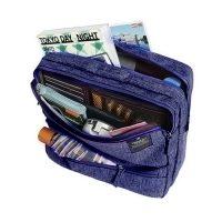 Travel Weekeight Messenger Bag - Blue