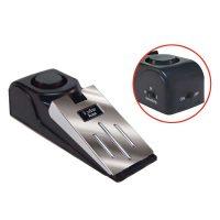 Wireless Home Security Safety Door Alarm - Black