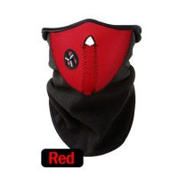 X-PORTS Anti Pollution Face Mask - Red