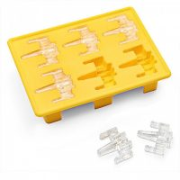 X-Wing Ice Cube Tray - Yellow