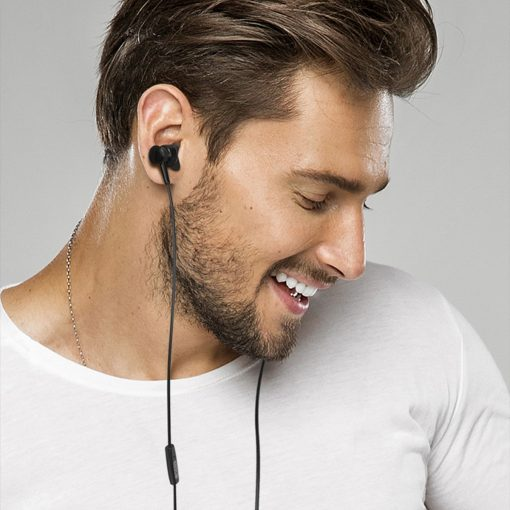 XO S25 Wired Earphone - Black
