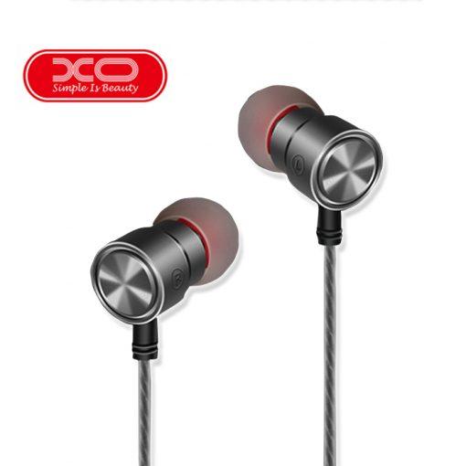 XO S9 Mega Bass Magnetic Headset  - Grey