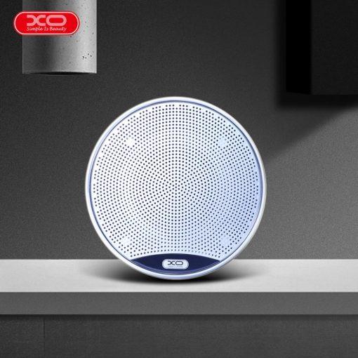 XO F7 Super Bowl Bluetooth Stereo- Silver