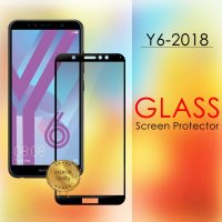 Huawei Y6 2018 Full Screen Temper Glass