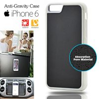 Stick Anywhere Micro Suction Anti Gravity Case For Iphone 6 - White