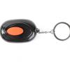 Universal Bluetooth Wireless Safety Alarm For Smartphone - Black