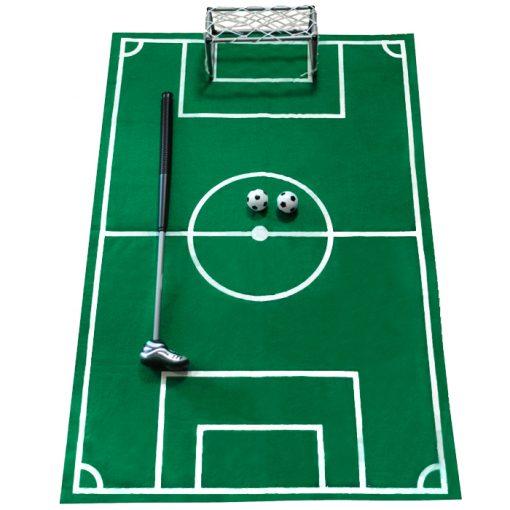 Toilet Football Game - Green