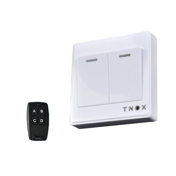 2.4G HD Wireless Remote Control Switch With Camera - White