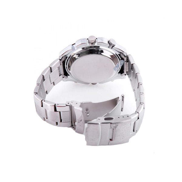 8GB Men Wrist Digital Camera Watch HP DV Video Recorder MP3 - Silver