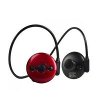 Avantree Jogger Pro Stereo Bluetooth Headset - Red