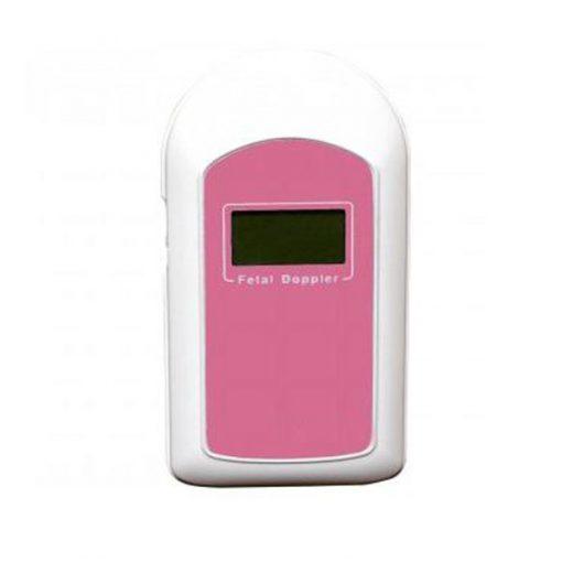 Contec Pocket Fetal Doppler Baby Sound B - Pink