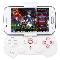 Ipega Bluetooth 3.0 Wireless Game Controller - White