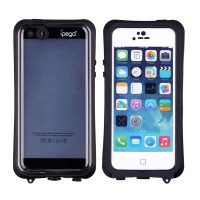 Ipega Waterproof Case for Iphone 6 - Black/White