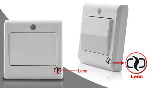 Light Switch With Hidden Camera Can Send GSM MMS Picture