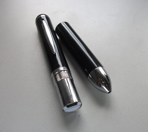 Spy Pen With High Definition Camera - Jumbo Silver