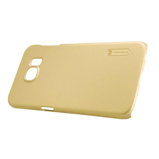 Nillkin Frosted Shield For Samsung Galaxy S6 Edge - Gold