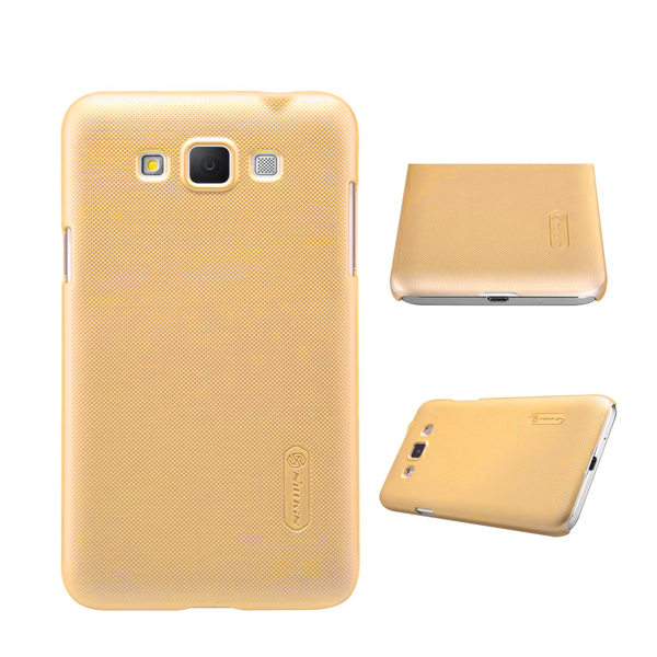 Nillkin Frosted Shield For Samsung Galaxy J1 - Gold