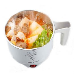 1 Liter Personal Electric Cooker - White