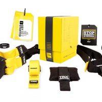TRX Home Pro OEM Suspension Trainer - Yellow