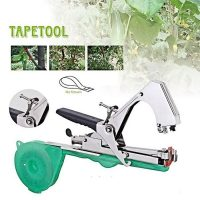 Agricultural Garden Instrument Tape Tool Hand Strapping Machine - Green