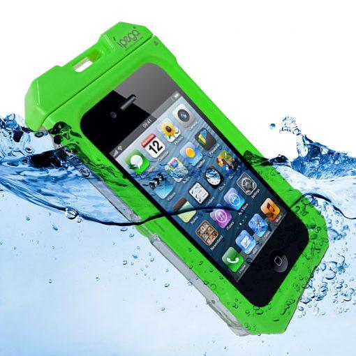 iPega Waterproof Protective Case for iPhone 4/4s - Green