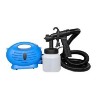 Paint Zoom Sprayer - Blue